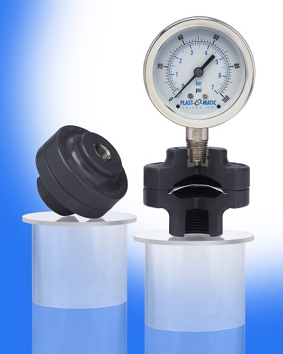 Gauge Guards Diaphragm Seals Instrument Isolators Pvc