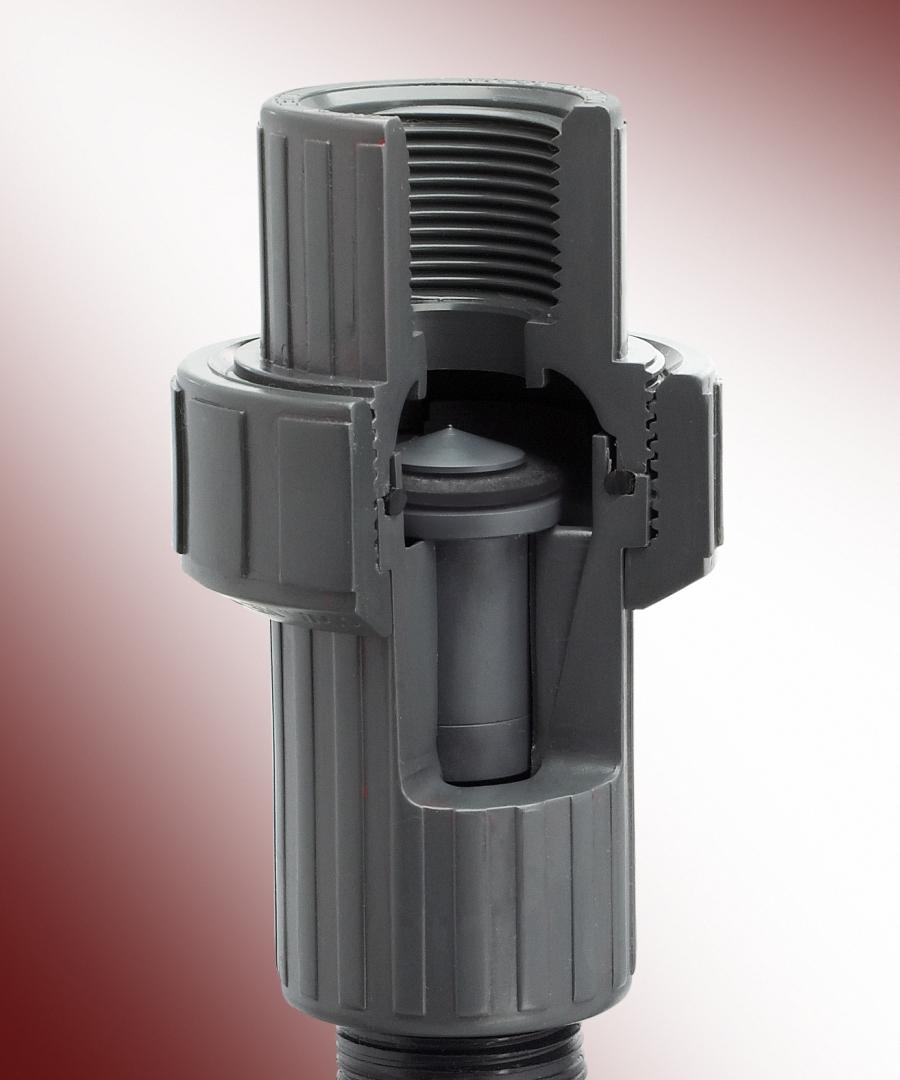 Arv s cp plast o matic valves inc