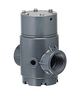 Shut-Off & Diverter Valves