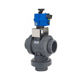 Electrically-Actuated-Ball-Valves