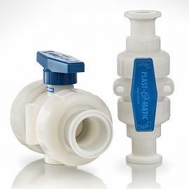 sanitaryconnectionballvalves