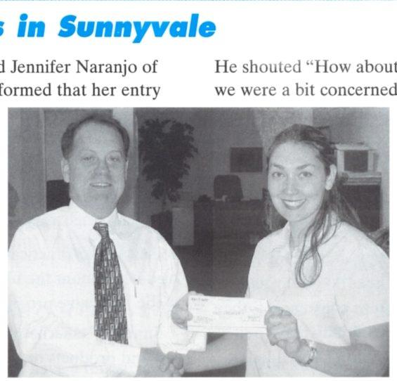 jennifer naranjo flo facts winner 2004